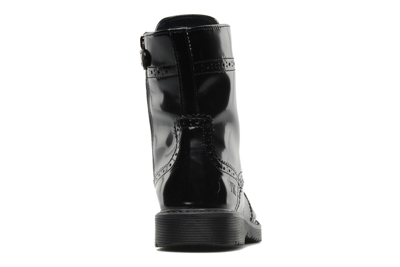 Bottines et boots Primigi Liverpool Noir vue droite