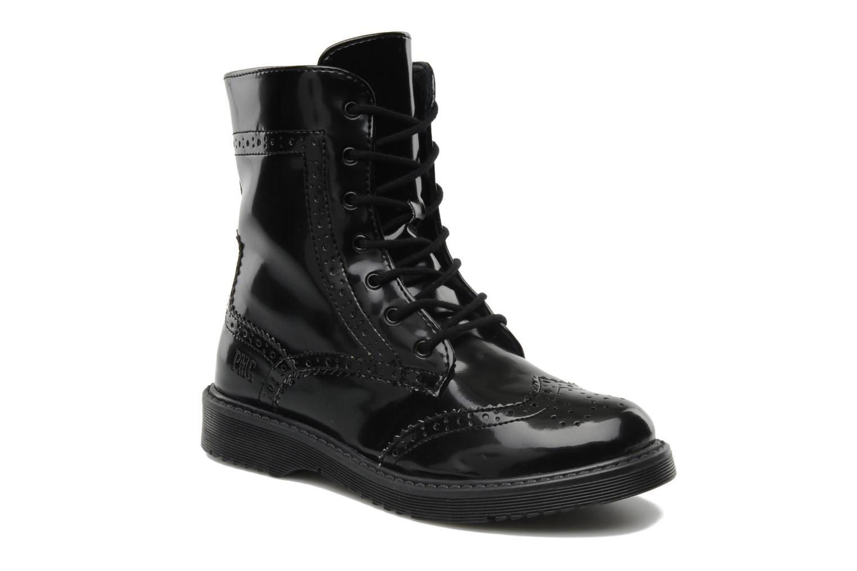 Stiefeletten & Boots Primigi Liverpool schwarz detaillierte ansicht/modell