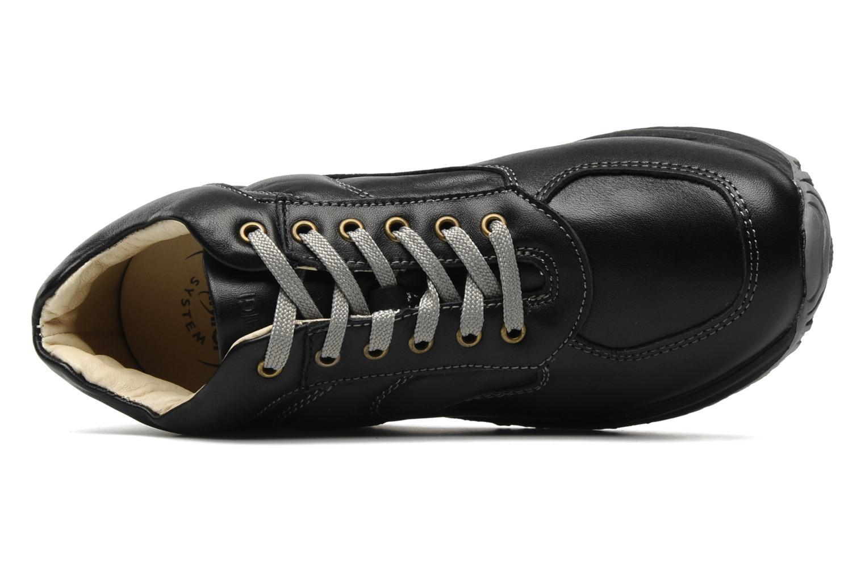 Sneakers Primigi Willhelm Zwart links