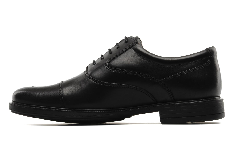 Chaussures à lacets Hush Puppies Rockford 3 Noir vue face