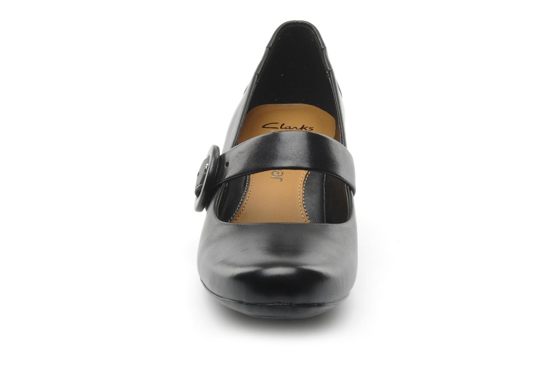 Escarpins Clarks Capricorn Blue Noir vue portées chaussures
