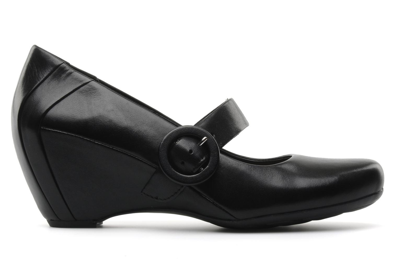Capricorn Blue Black leather