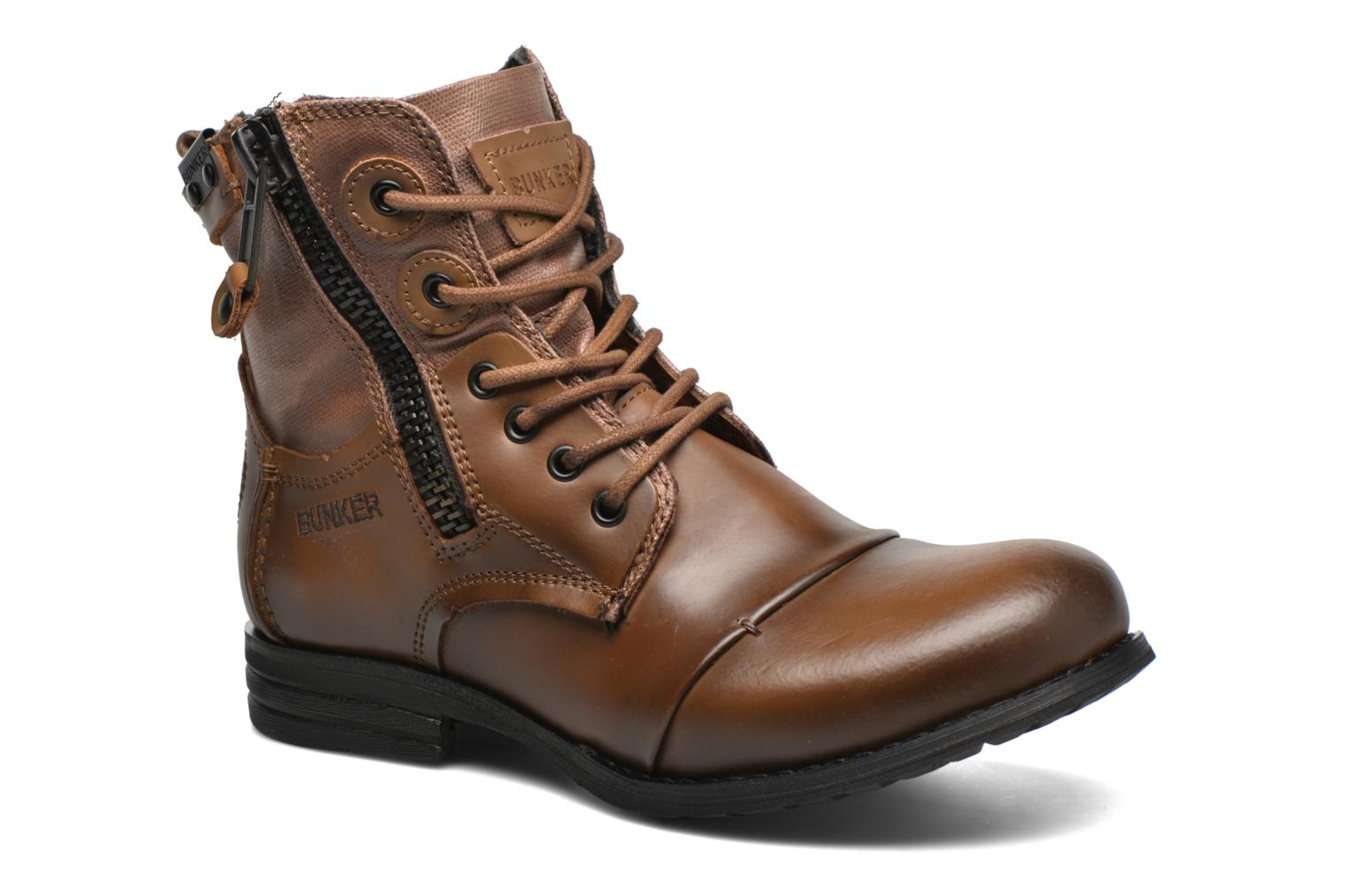 Bottines BUNKER ZIP-LU4 mEvSHJnq