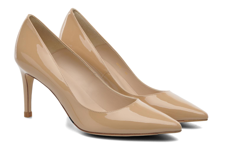 High heels L.K. Bennett Floret Beige 3/4 view