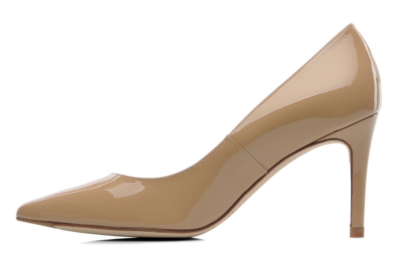 Zapatos de tacón L.K. Bennett Floret Beige vista de frente