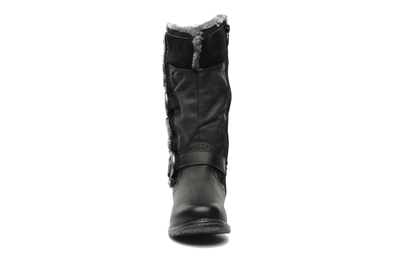 Stiefel I Love Shoes Ubac schwarz schuhe getragen