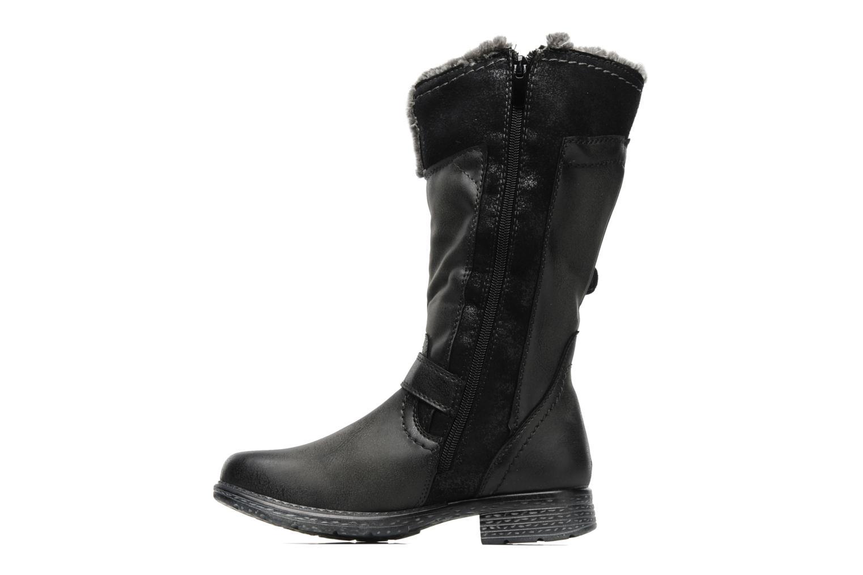 Stiefel I Love Shoes Ubac schwarz ansicht von vorne