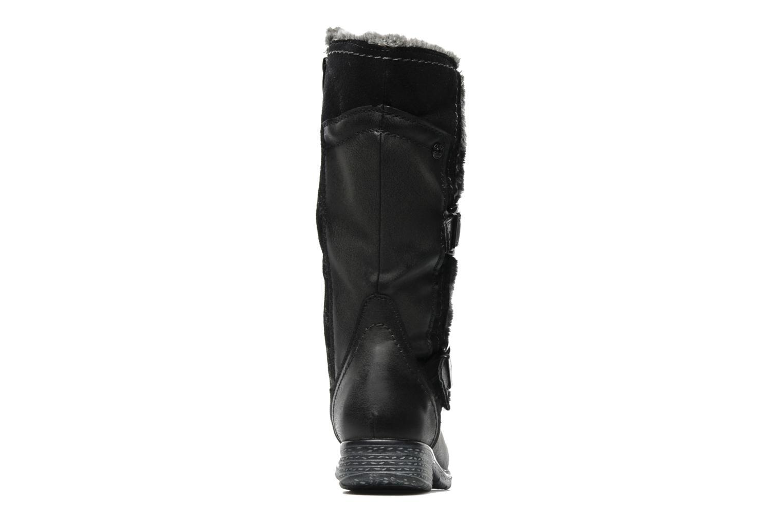 Stiefel I Love Shoes Ubac schwarz ansicht von rechts