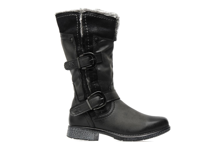 Stiefel I Love Shoes Ubac schwarz ansicht von hinten