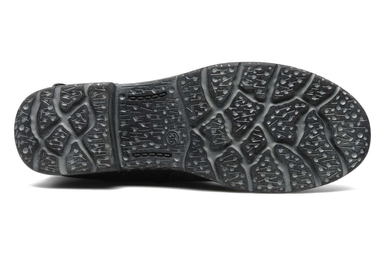 Stiefel I Love Shoes Ubac schwarz ansicht von oben