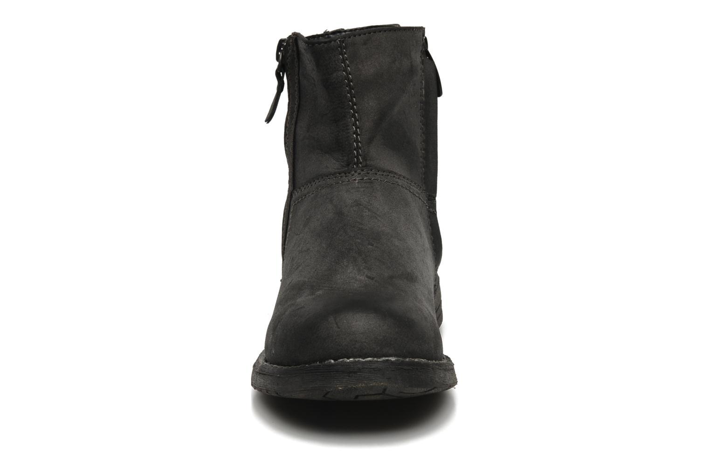 Stiefeletten & Boots I Love Shoes Boquet grau schuhe getragen