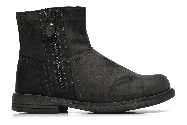 Stiefeletten & Boots I Love Shoes Boquet grau ansicht von hinten