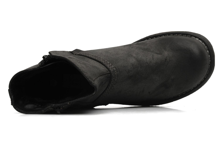 Bottines et boots I Love Shoes Boquet Gris vue gauche