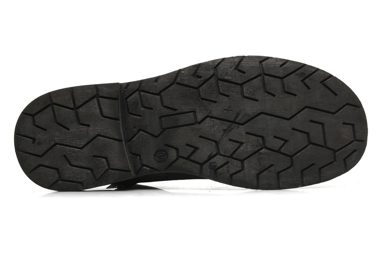 Stiefeletten & Boots I Love Shoes Boquet grau ansicht von oben