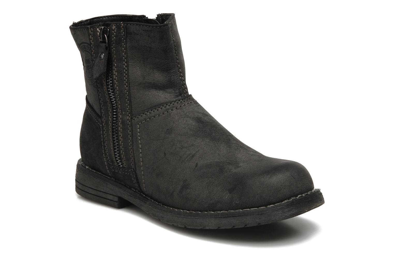 Boots en enkellaarsjes I Love Shoes Boquet Grijs detail