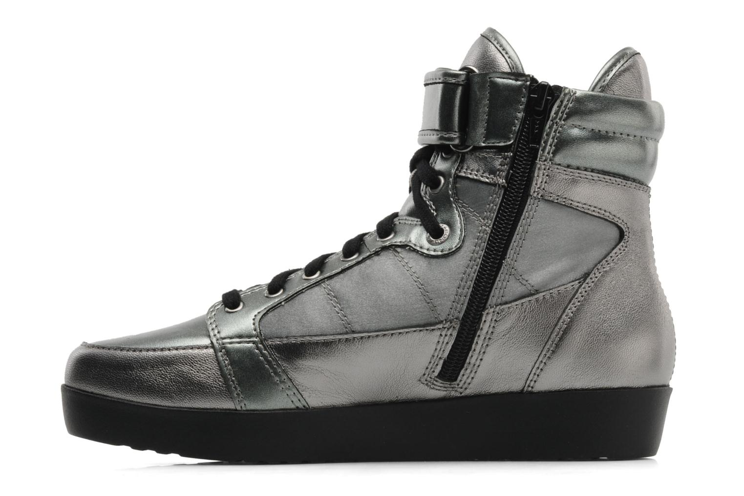 Trainers Vagabond EDIE 3425 602 Silver front view