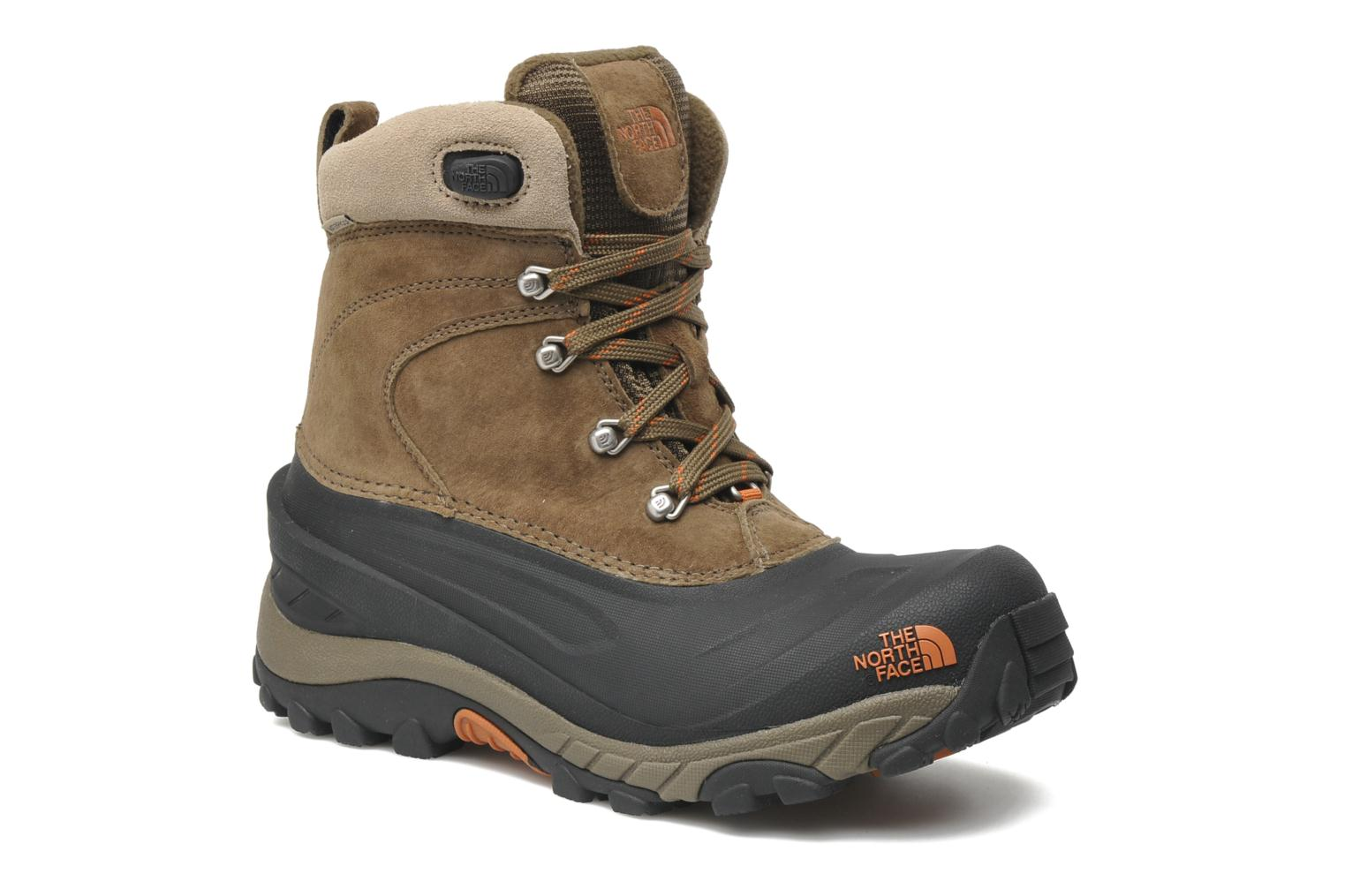 M Chilkat II Mudpack Brown/Bombay Orange