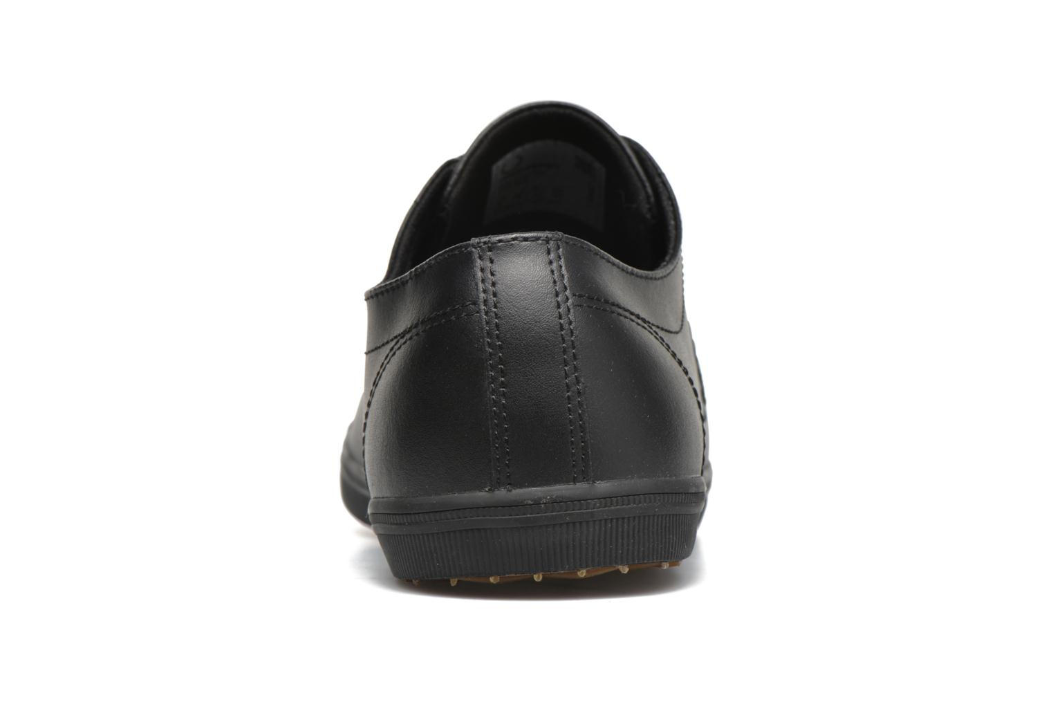 Kingston Leather Blackblack
