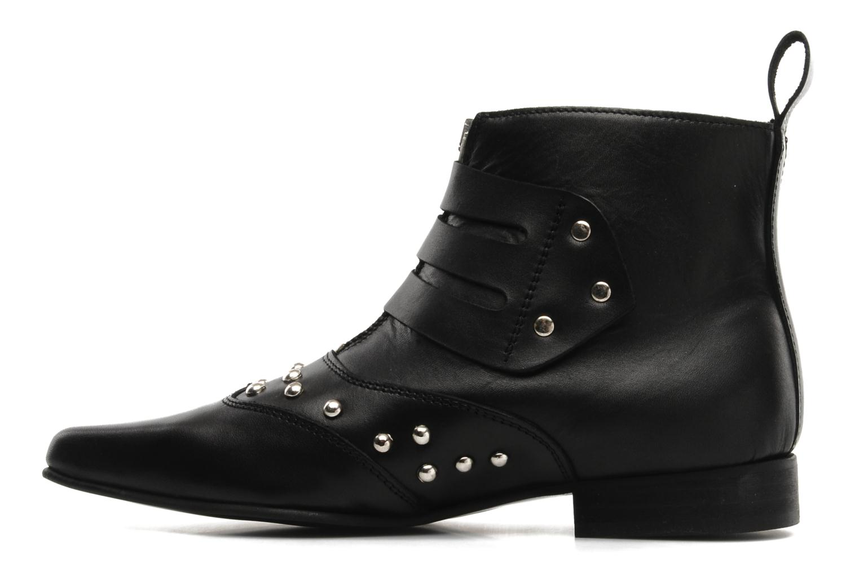 Boots en enkellaarsjes Underground BLITZ STD Zwart voorkant