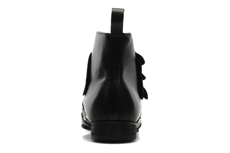 Boots en enkellaarsjes Underground BLITZ STD Zwart rechts