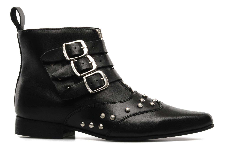 Boots en enkellaarsjes Underground BLITZ STD Zwart achterkant