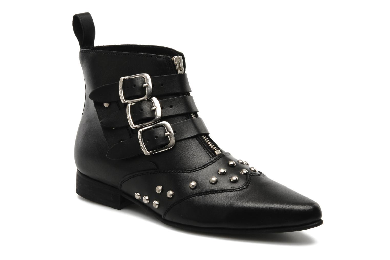 Boots en enkellaarsjes Underground BLITZ STD Zwart detail