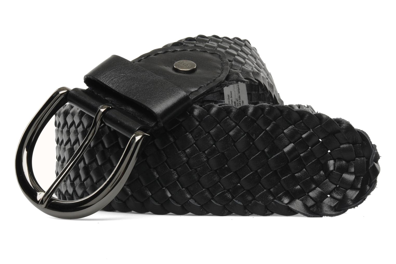 Braided belt Black 001