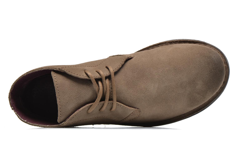 Snörade skor Kickers SWIBO Grå bild från vänster sidan