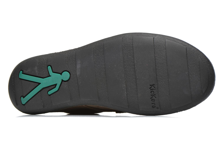 Scarpe con lacci Kickers SWIBO Grigio immagine dall'alto