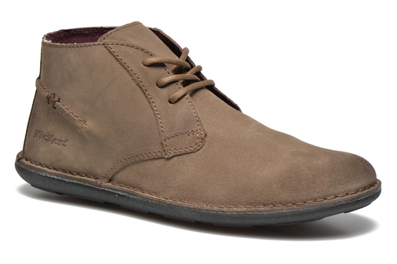 Scarpe con lacci Kickers SWIBO Grigio vedi dettaglio/paio