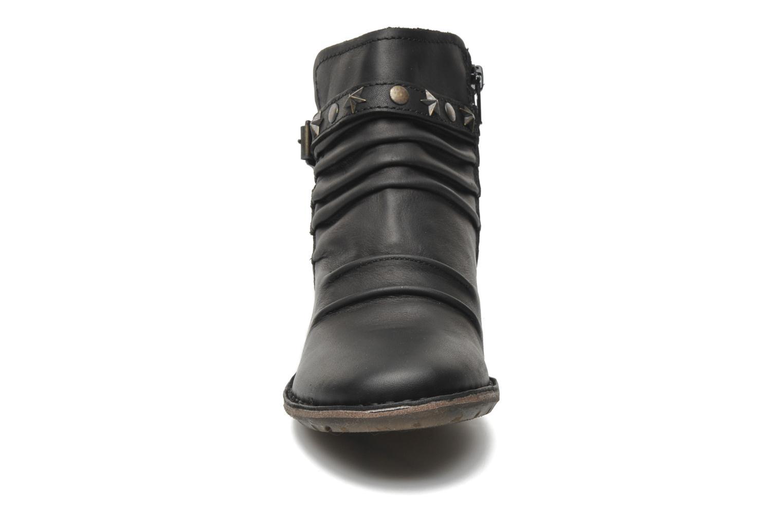 Boots en enkellaarsjes Kickers Great Zwart model