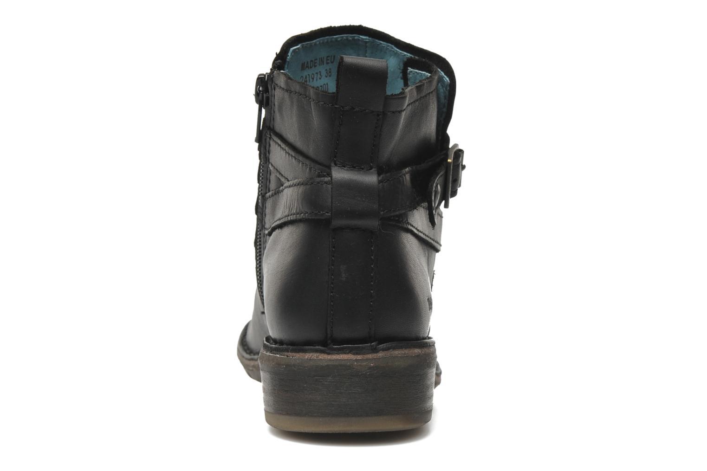 Boots en enkellaarsjes Kickers Great Zwart rechts