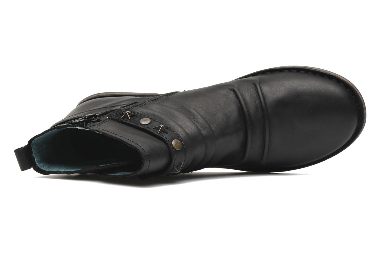 Boots en enkellaarsjes Kickers Great Zwart links