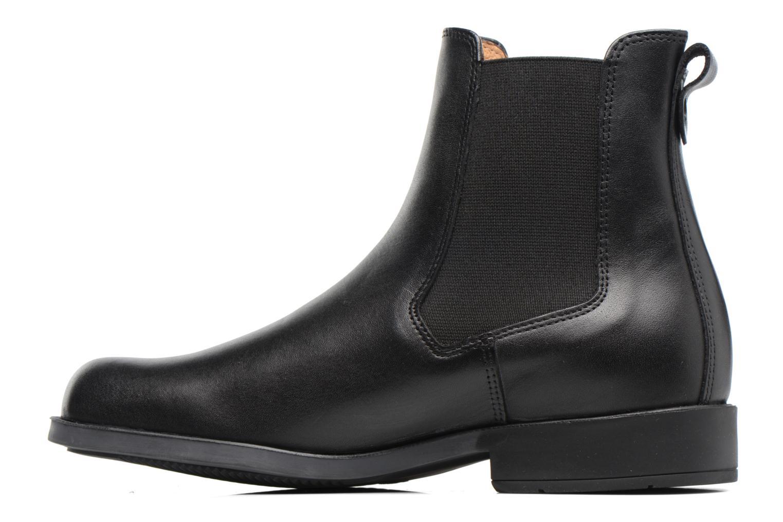 Chaussures de sport Aigle Orzac W Noir vue face