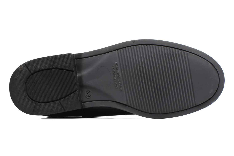 Chaussures de sport Aigle Orzac W Noir vue haut
