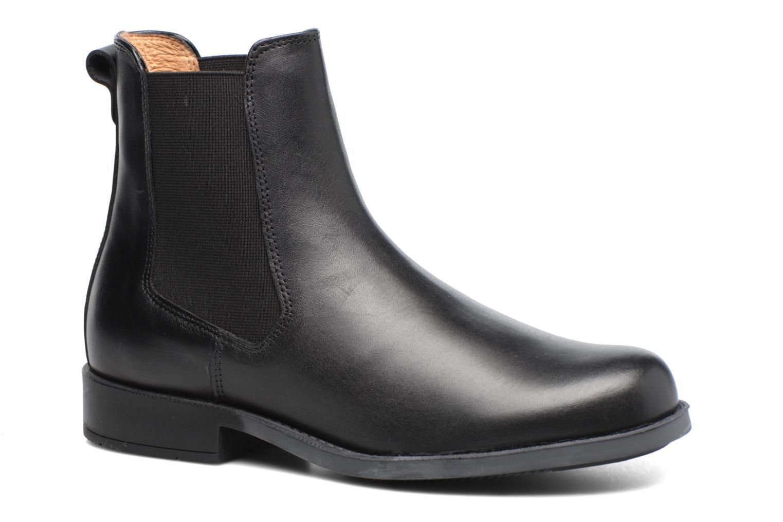 Chaussures de sport Aigle Orzac W Noir vue détail/paire