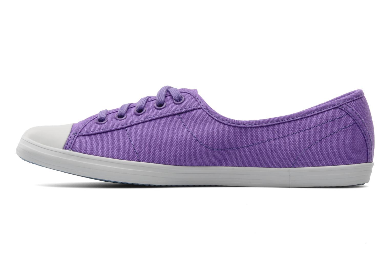 Sneakers Lacoste Ziane Pt Paars voorkant