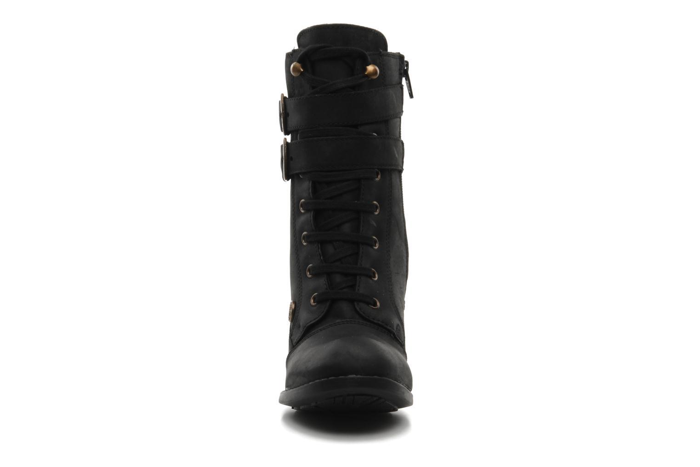 Boots en enkellaarsjes Hush Puppies MOORLAND 8BT Zwart model