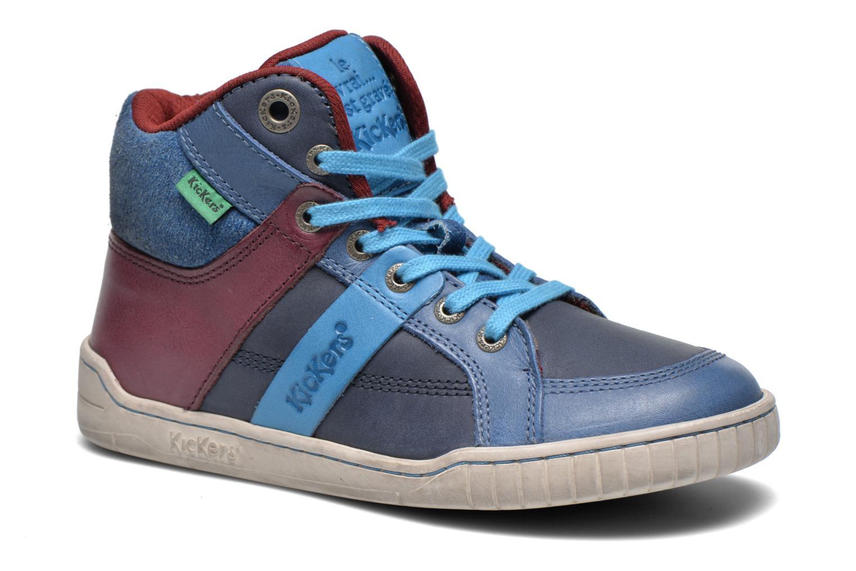 Sneaker Kickers Wincut blau detaillierte ansicht/modell