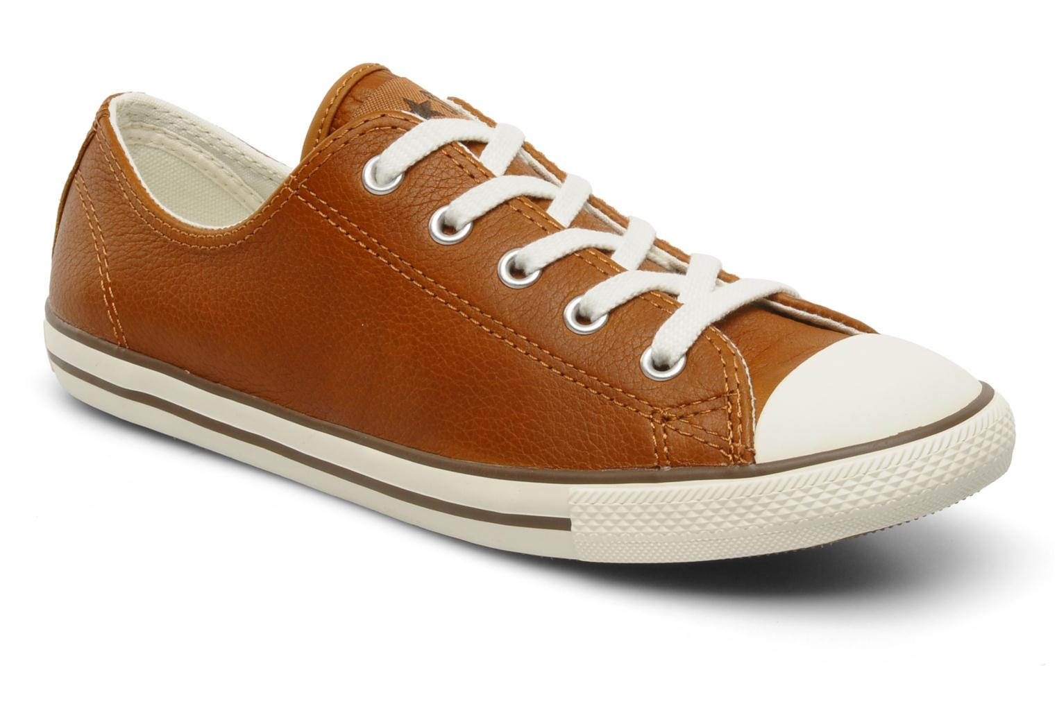 Chaussures Converse Dainty marron GUO785