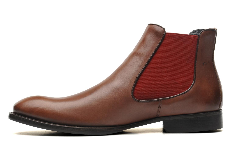 Bottines et boots Marvin&Co Thenou Marron vue face