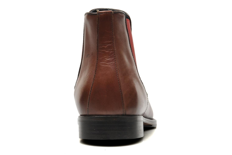 Bottines et boots Marvin&Co Thenou Marron vue droite