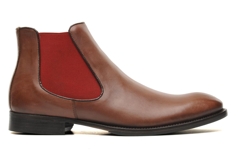 Bottines et boots Marvin&Co Thenou Marron vue derrière