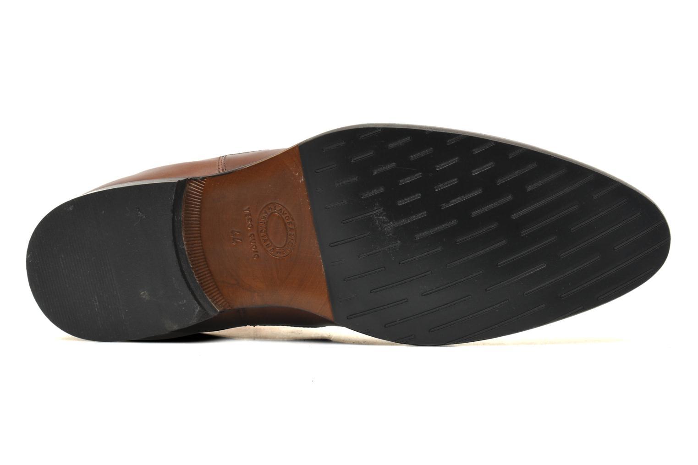 Bottines et boots Marvin&Co Thenou Marron vue haut