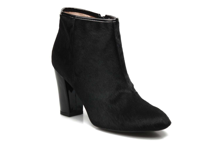Bottines et boots Mellow Yellow Miriam Noir vue détail/paire