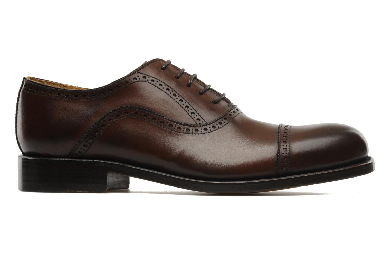 Chaussures à lacets Marvin&Co Amiral Marron vue derrière