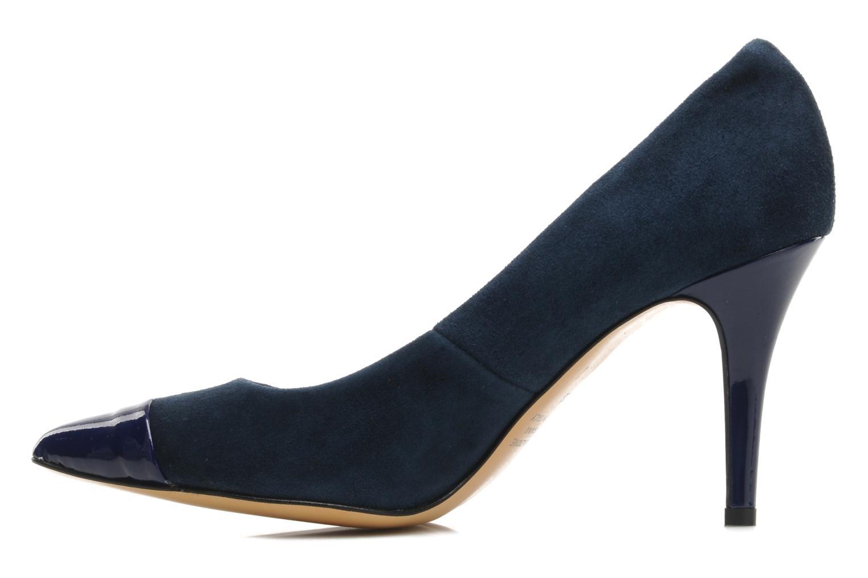 Zapatos de tacón Georgia Rose Lady Pink Azul vista de frente
