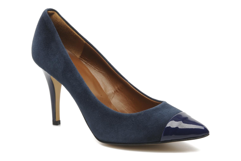 Zapatos de tacón Georgia Rose Lady Pink Azul vista de detalle / par