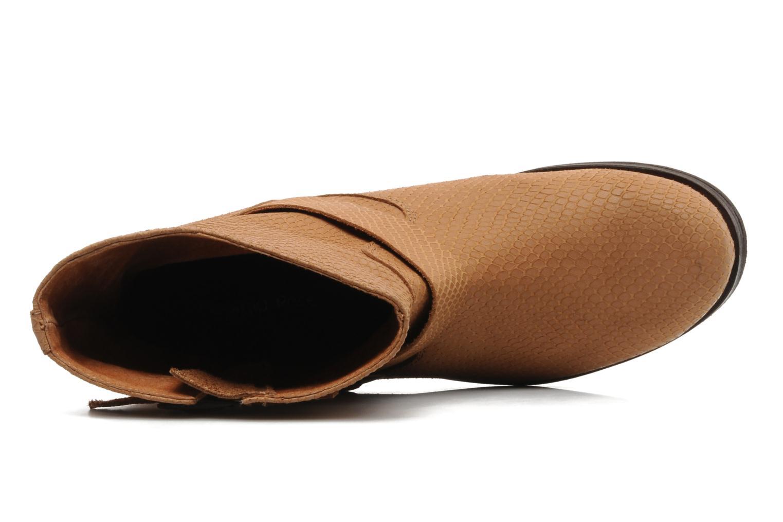 Stiefeletten & Boots Georgia Rose Boteni beige ansicht von links