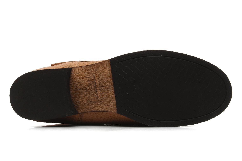 Stiefeletten & Boots Georgia Rose Boteni beige ansicht von oben
